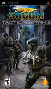 SOCOM U.S. Navy SEALs: Tactical Strike - PSP