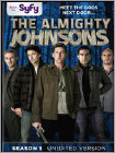 Almighty Johnsons: Season 1 [3 Discs] (dvd) 8408141