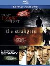 The Last House On The Left/the Strangers/a Perfect Getaway [3 Discs] [blu-ray] 8408229