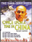 Once Upon A Time In China: Next Chapters Coll (dvd) 8408742