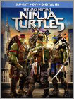 Teenage Mutant Ninja Turtles (Blu-ray Disc) (2 Disc) (Eng/Fre/Spa/Por)