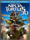 Teenage Mutant Ninja Turtles (Blu-ray 3D)