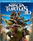 Teenage Mutant Ninja Turtles [includes Digital Copy] [3d] [blu-ray/dvd] 8412161