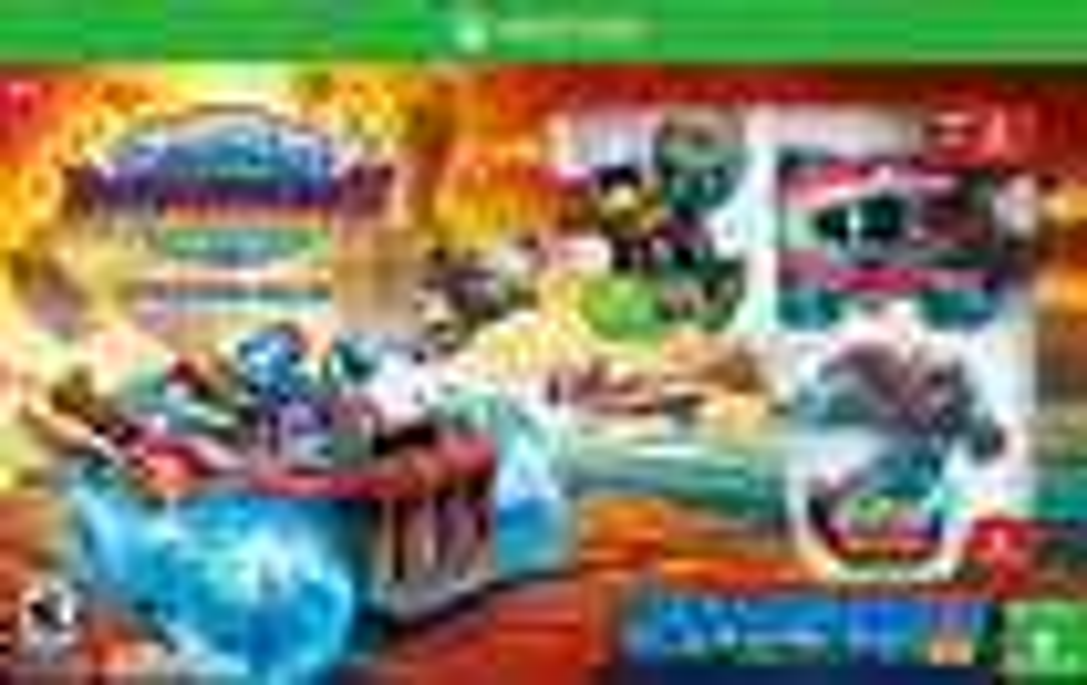 Skylanders Superchargers Starter Pack - Xbox One 8416089