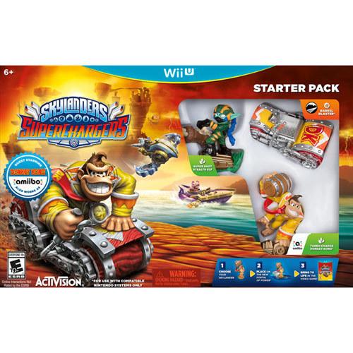Skylanders Superchargers Starter Pack - Nintendo Wii U 8421017