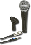 Samson - Dynamic Vocal Microphone - Black