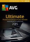 AVG Ultimate 2015 (Unlimited Devices) (1-Year Subscription) - Mac/Windows