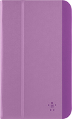 Belkin - Slim Style Cover for Samsung Galaxy Tab 4 8.0 - Purple