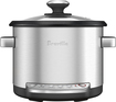 Breville - Risotto Plus Slow Cooker, Rice Cooker and Steamer - Stainless-Steel