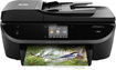 HP - Officejet OJ 8040 Wireless All-in-One Printer - Black