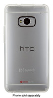 Speck - GemShell Case for HTC One Cell Phones - Clear