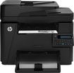 HP - LaserJet Pro Network-Ready Black-and-White All-In-One Printer - Black