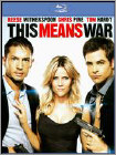 This Means War (Blu-ray Disc) (Eng/Spa/Fre) 2012