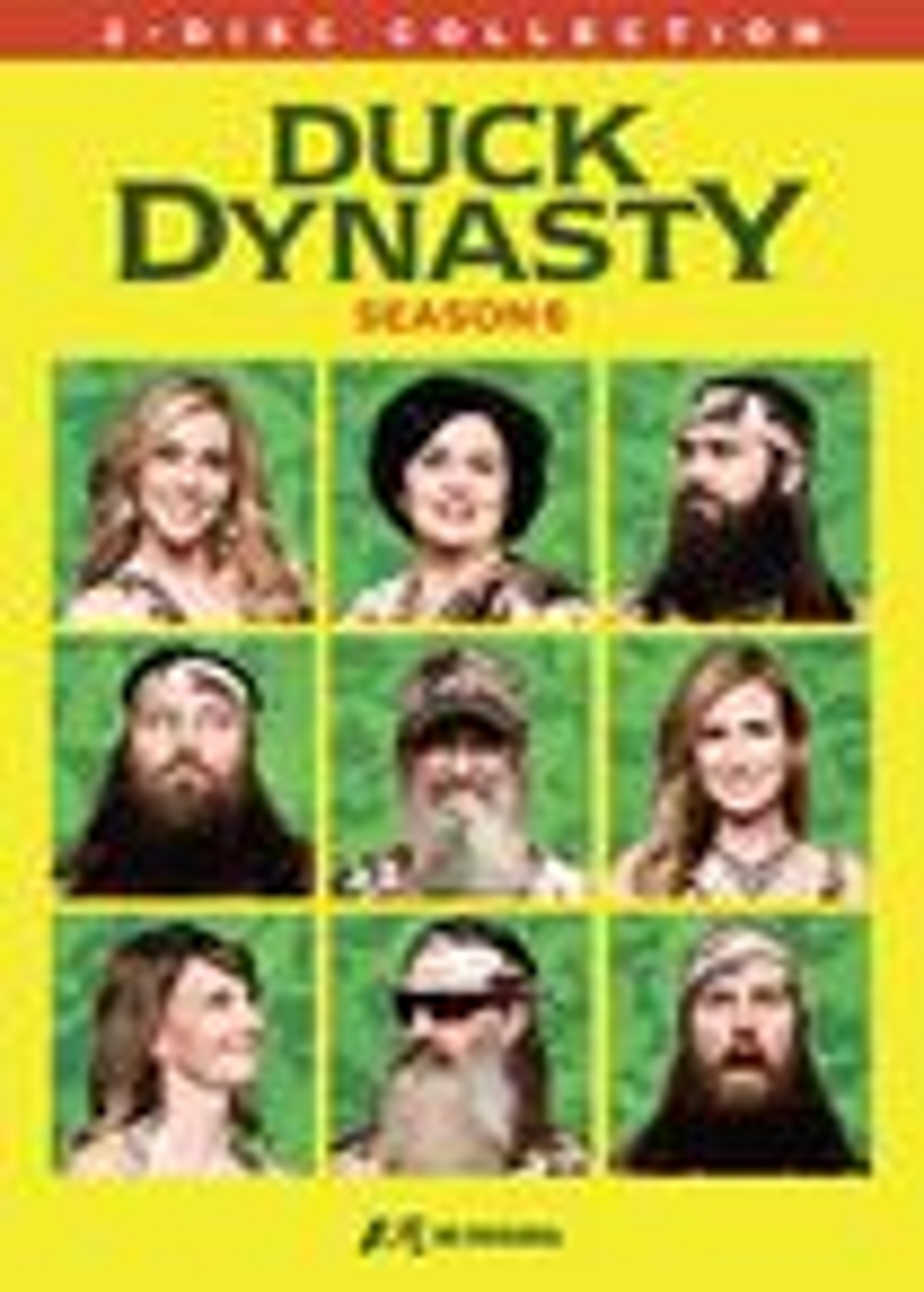 Duck Dynasty: Season 6 [2 Discs] (dvd) 8434266
