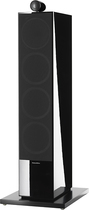 "Bowers & Wilkins - CM10 S2 Triple 6-1/2"" 3-Way Floorstanding Speaker (Each) - Gloss Black"