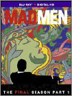 Mad Men: The Final Season - Part 1 (2 Disc) (Blu-ray Disc) (Eng)
