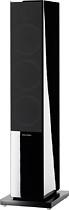 """Bowers & Wilkins - CM8 S2 Dual 5"""" 3-Way Floorstanding Speaker (Each) - Gloss Black"""