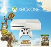 Microsoft - Xbox One Special Edition Sunset Overdrive Bundle - White