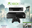 Microsoft - Xbox One 500GB Console Kinect Assassin's Creed: Unity Bundle