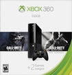 Microsoft - Xbox 360 - 500GB Holiday Bundle with Call of Duty - Black