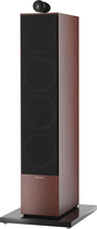 "Bowers & Wilkins - CM10 S2 Triple 6-1/2"" 3-Way Floorstanding Speaker (Each) - Rosenut"