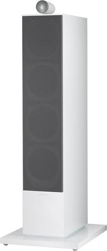"Bowers & Wilkins - CM10 S2 Triple 6-1/2"" 3-Way Floorstanding Speaker (Each) - Satin White"