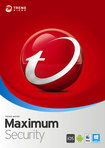 Trend Micro Maximum Security (3 Devices) (1-Year Subscription) - Mac|Windows