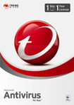 Trend Micro Antivirus for Mac (1 Device) (1-Year Subscription) - Mac