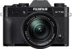 Fujifilm - X-T10 Mirrorless Camera with XC 16-50mm f/3.5-5.6 OIS II Lens - Black