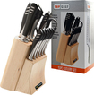 Top Chef - 15-Piece Knife Set - Steel