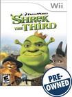 Shrek The Third - Pre-owned - Nintendo Wii