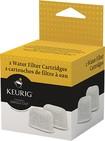 Keurig - Water Filter Replacement Cartridges (2-Pack)