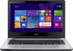 "Acer - Aspire 14"" Touch-Screen Laptop - Intel Core i3 - 4GB Memory - 500GB Hard Drive - Platinum Silver"