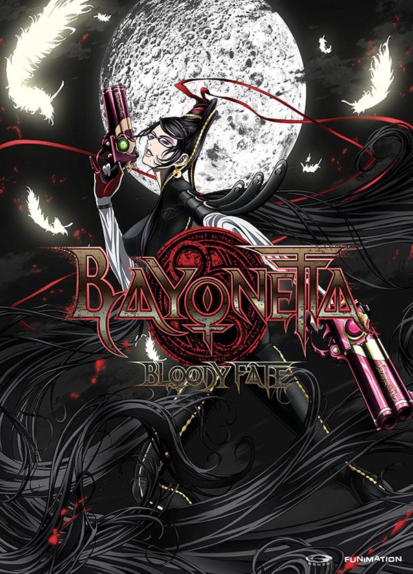 Bayonetta: Bloody Fate [2 Discs] [blu-ray/dvd] 8447127