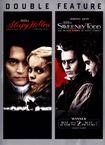 Sleepy Hollow/sweeney Todd: The Demon Barber Of Fleet Street [2 Discs] (dvd) 8447337
