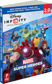 Disney Infinity: Marvel Super Heroes (2.0 Edition) (Game Guide) - Xbox One, Xbox 360, PS4, PS3, Nintendo Wii U