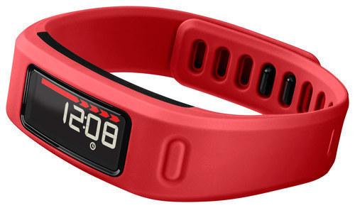 Garmin - vívofit Fitness Band - Red