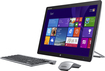 "Lenovo - 21.5"" Portable Touch-Screen All-In-One Computer - Intel Core i3 - 4GB Memory - 1TB Hard Drive - Black/Silver"