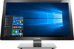 "Lenovo - 23.8"" Touch-Screen All-In-One - Intel Core i5 - 8GB Memory - 1TB Hard Drive - Black/Silver"