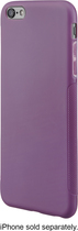 Insignia™ - Case for Apple® iPhone® 6 Plus - Purple