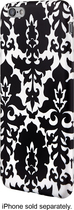 Insignia™ - Fashion Pattern Case for Apple® iPhone® 6 Plus - Black