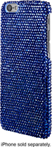 Insignia™ - Rhinestone Case for Apple® iPhone® 6 - Blue