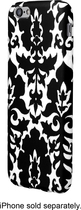 Insignia™ - Fashion Pattern Case for Apple® iPhone® 6 - Black