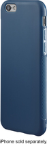 Insignia™ - Case for Apple® iPhone® 6 - Moroccan Blue
