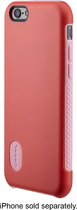 Modal - Dual-Layer Case for Apple® iPhone® 6 - Paradise Pink/Candy Pink