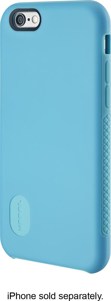 Modal - Dual-Layer Case for Apple® iPhone® 6 - Hawaiian Ocean/Scuba Blue