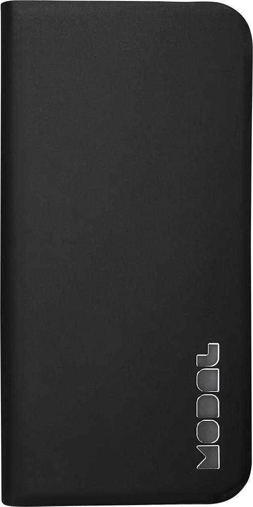Modal - Reversible Flip Case for Apple® iPhone® 6 - Black/Neon Green