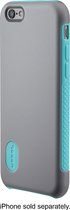 Modal - Dual-Layer Case for Apple® iPhone® 6 - Gray/Green
