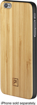 Platinum - Premium Wood Case for Apple® iPhone® 6 Plus - Bamboo
