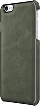 ADOPTED - Saddle Leather Wrap Case for Apple® iPhone® 6 Plus - Saddle Olive/Gunmetal